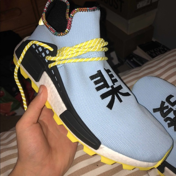 more photos c74ef 6ab79 LIMITED ADDITION HUMAN RACE NMDS- NEVER WORN